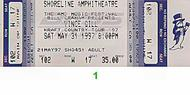 Vince Gill 1990s Ticket