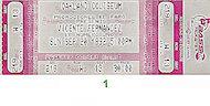 Vincente Fernandez Vintage Ticket