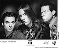 Violent Femmes Promo Print