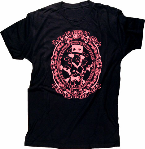 Visit Historic DaytrotterMen's T-Shirt