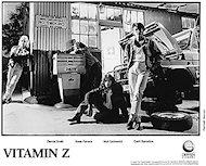 Vitamin Z Promo Print