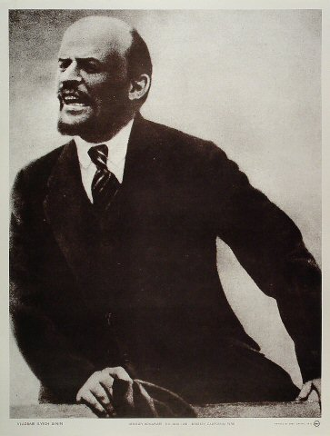 Vladimir Ilyich LeninPoster