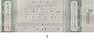 Vortex Vintage Ticket