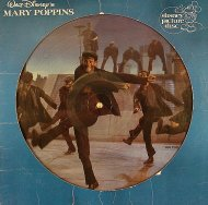 "Walt Disney's Mary Poppins Vinyl 12"" (Used)"