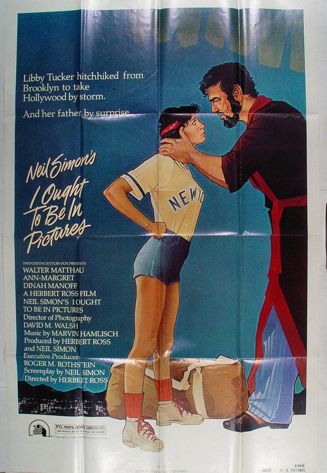 Walter Matthau Poster