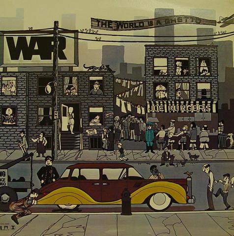 War Vinyl (Used)