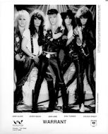 Warrant Promo Print