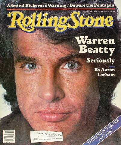 Warren Beatty Rolling Stone Magazine
