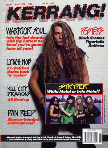 Warrior Soul Magazine