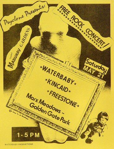 Waterbaby Handbill