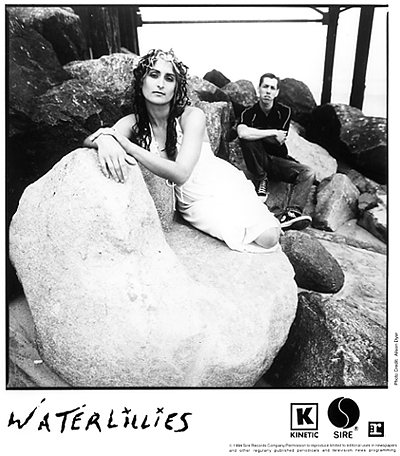 Waterlillies Promo Print