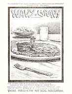 Wavy Gravy Handbill