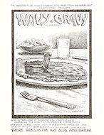 Wavy Gravy Handbill