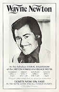 Wayne Newton Poster