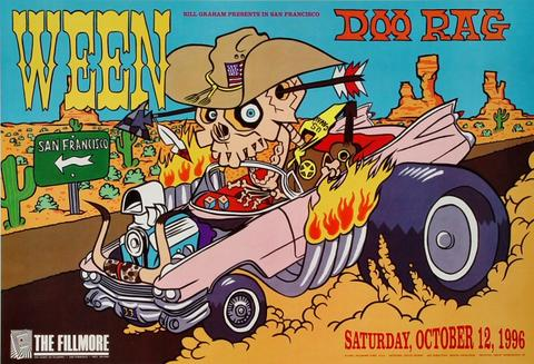 Ween Poster