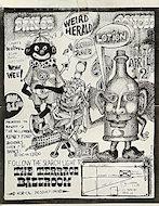 Weird Herald Handbill