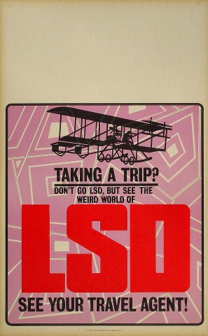 Weird World of LSD Poster