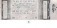 Wendy Liebman Vintage Ticket