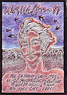 Wes Wilson Postcard