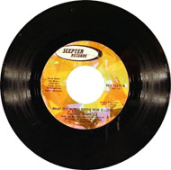 """What The World Needs Now Is Love Vinyl 7"""" (Used)"""