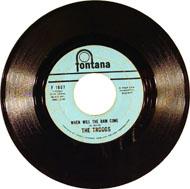 """When Will The Rain Come Vinyl 7"""" (Used)"""