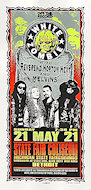 White Zombie Handbill