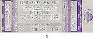 White Zombie Vintage Ticket