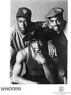 Whodini Promo Print