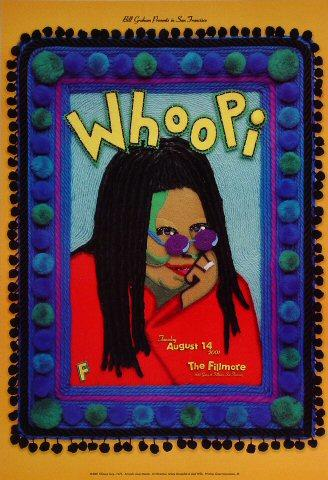 Whoopi Goldberg Poster