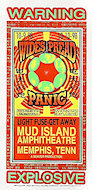 Widespread Panic Handbill