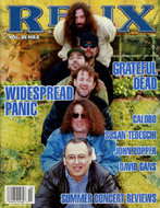 Widespread Panic Magazine