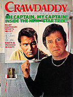 William Shatner Crawdaddy Magazine