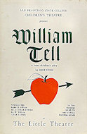 William Tell Poster