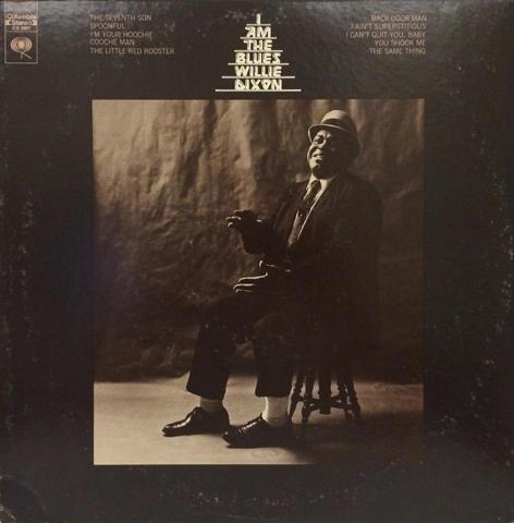 Willie Dixon Vinyl (Used)