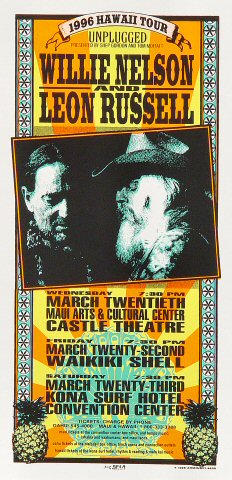 Willie NelsonHandbill
