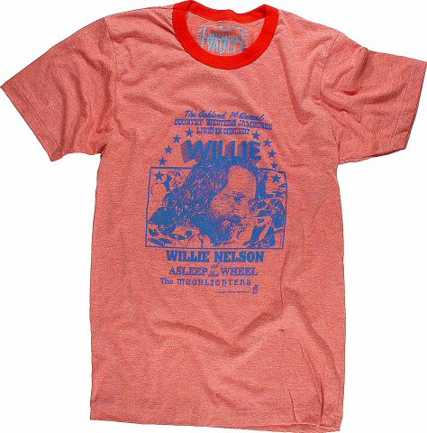 Willie Nelson Men's T-Shirt