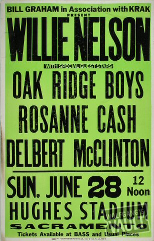 Willie NelsonPoster