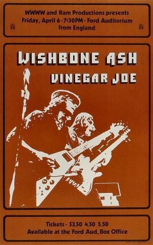 Wishbone AshPoster