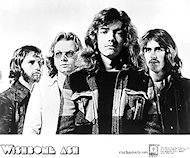Wishbone Ash Promo Print