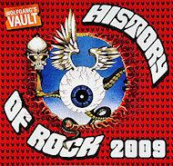 Wolfgang's Vault History of Rock Wall Calendar