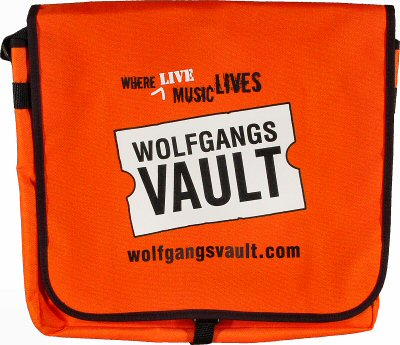 Wolfgang's VaultMessenger Bag