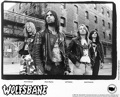 Wolfsbane Promo Print