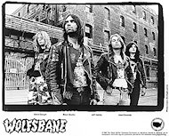 Wolfsbane Promo Print
