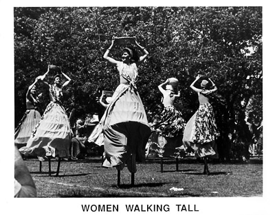 Women Walking TallPromo Print
