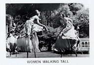Women Walking Tall Promo Print