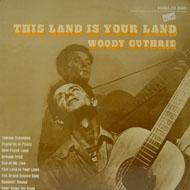 Woody Guthrie Vinyl (New)