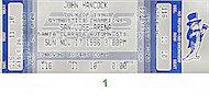 World Gymnastic Champions Tour Vintage Ticket