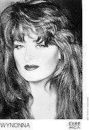 Wynonna Judd Promo Print
