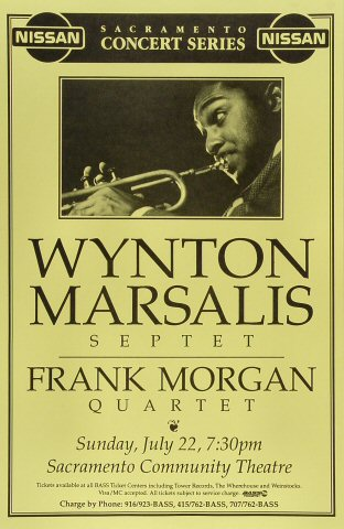 Wynton Marsalis Septet Poster
