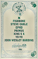 Steve Earle Poster